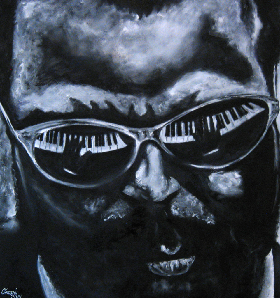 Thelonious by Omari Booker